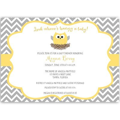 Owl, Chevron Stripes,