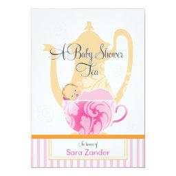 A Baby Shower Tea Party | Girl