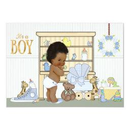africanamerican baby shower invitations  babyshowerinvitationsu, Baby shower