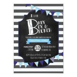 Baby Boy & Brunch Baby Shower