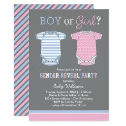 Baby Gender Reveal Party  | Boy or Girl