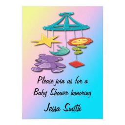 Baby Mobile Baby Shower