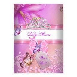 Girl Pink Purple Princess Butterfly 2