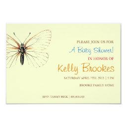 Invite | Butterfly