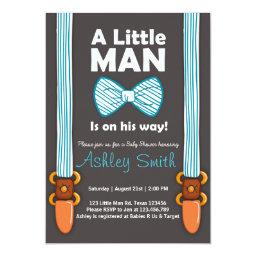 Little Man  Bow Tie Blue