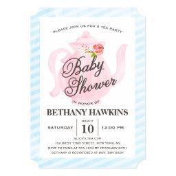 Baby Shower Tea Party   Baby Shower