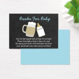 Blue Baby Is Brewing Book Request