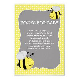 Books Request Mommy to Bee