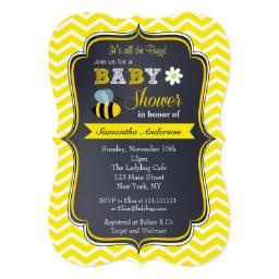 Bumble Bee Baby Shower