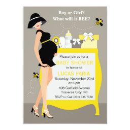 Bumble Bee Baby Shower  Gender Reveal