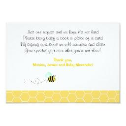 Bumble Bee RSVP Enclosure