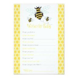 Bumble Bee Wishes for Baby - Game