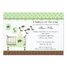 Cute Baby room Neutral Baby Shower
