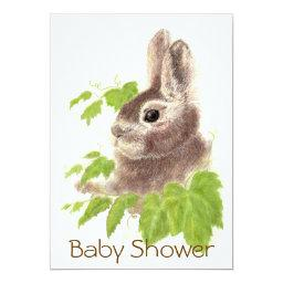 Cute Bunny Rabbit, Garden Animal