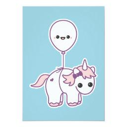 Cute Unicorn Baby Shower