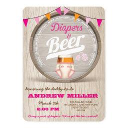 Diapers and Beer  Girl