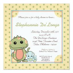 Dinos Play Dinosaurs T Rex Baby Shower
