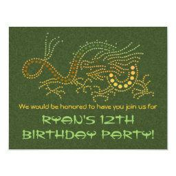 Earth Dragon Party