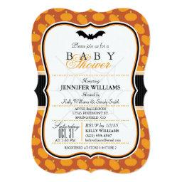 Elegant Halloween Theme  Invite