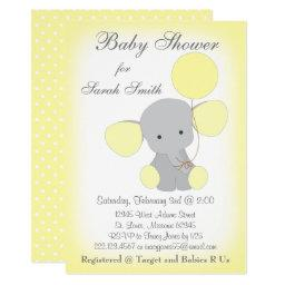 Elephant   Yellow Gray