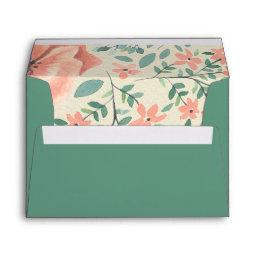 ENVELOPES | Vintage Floral Storybook