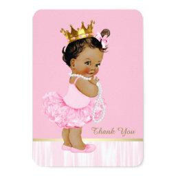 Ethnic Ballerina Tutu  Thank You
