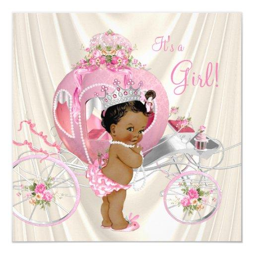 Baby Carriage Baby Shower Invitations ...