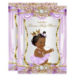 Ethnic Princess  Purple Silk Gold