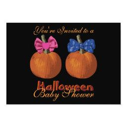 Expecting Twins Halloween
