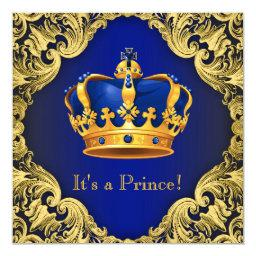 Fancy Prince  Blue Gold