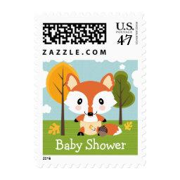 Fox in Diapers  Postage