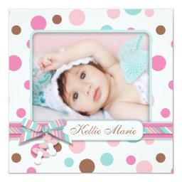 Girl Announcement Square FP