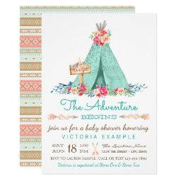 Girls Boho TeePee