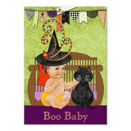 Halloween Baby Shower