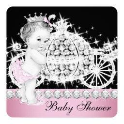 Horse and Carriage Pink Princess
