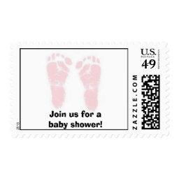 Join us for a ! (girl) postage