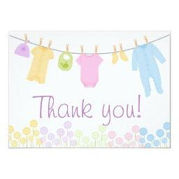 Little Clothes  Thank You