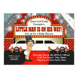 Little Man Limousine Movie Star