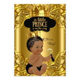Little Prince is on his way  Ethnic