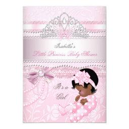 Little Princess Baby Shower Girl Butterfly AA