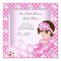 Little Princess  Girl Pink Bunnies