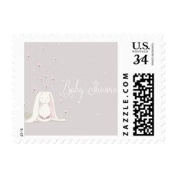 Little rabbit Baby Shower Postage III