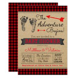 Lumberjack Buffalo Plaid Boys Boho