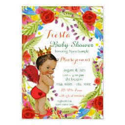 Mexican Fiesta Baby Shower