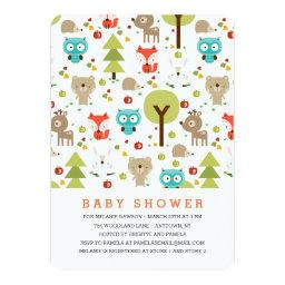 Modern Woodland Friends Neutral