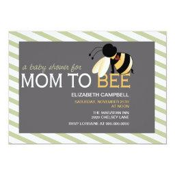 Mom-to-BEE  - olive