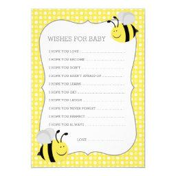 Mommy to Bee  Wishes For Baby