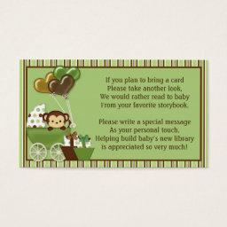 Monkey Carriage v1 Book Requests Instead of a