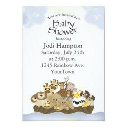 Noah Ark Baby Shower