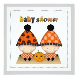 October Halloween Autumn Twins